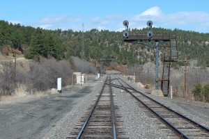 Day 3 - ATSF era Signal Bridge Double Gallinas CO