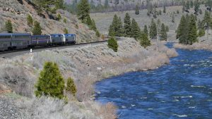 Day 9 - Following the Truckee River