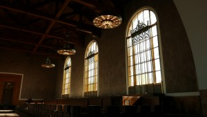 Inside LA Union Station